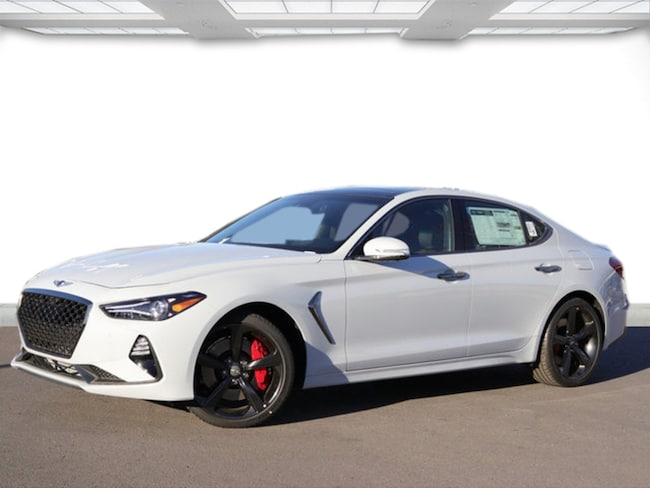 2019 Genesis G70 RWD 3.3T Sport Sedan