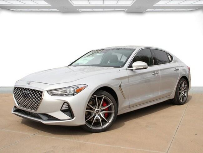2019 Genesis G70 3.3T Advanced RWD Sedan