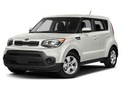 2018 Kia Soul Base Hatchback