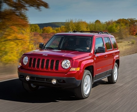 New Burgundy Jeep Patriot SUV for Sale in Hendersonville, North Carolina