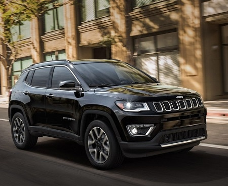 New Black Jeep Compass SUV for Sale in Hendersonville, North Carolina
