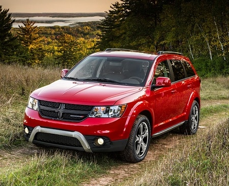 New Red Dodge Journey SUV for Sale in Hendersonville, North Carolina