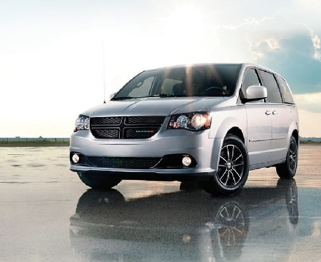 New Silver Dodge Grand Caravan Minivan for Sale in Hendersonville, North Carolina
