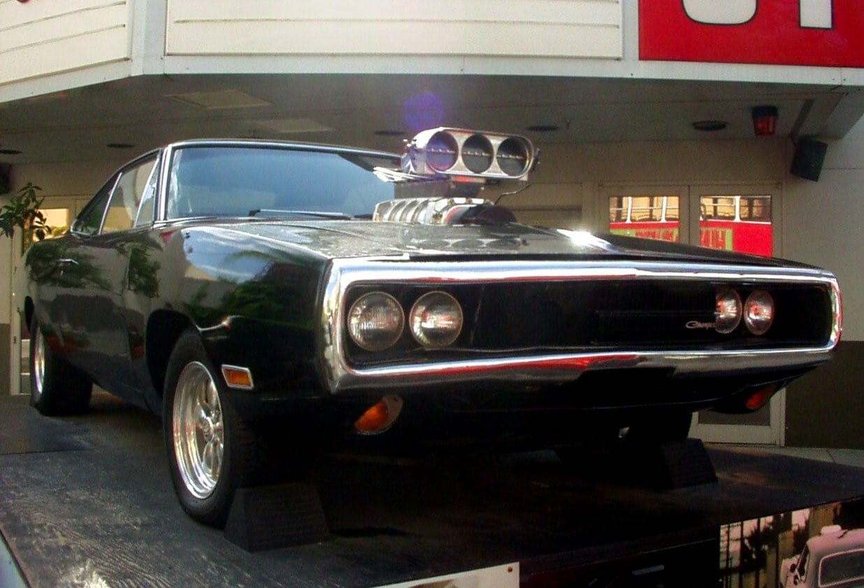 Famous Dodge Cars in Movies - Shop Dodge in Hendersonville, NC
