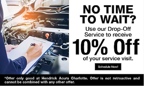 No Time to Wait 10% Off