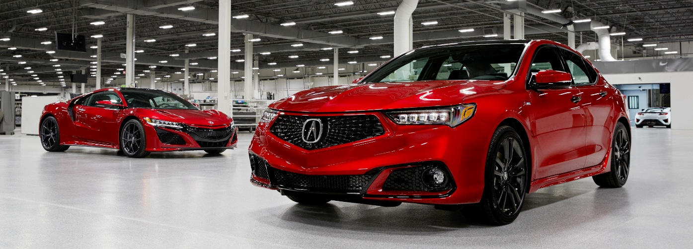 2020 Acura TLX PMC Edition Durham