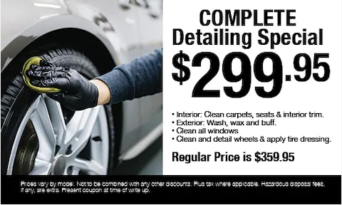 Complete Detailing Special