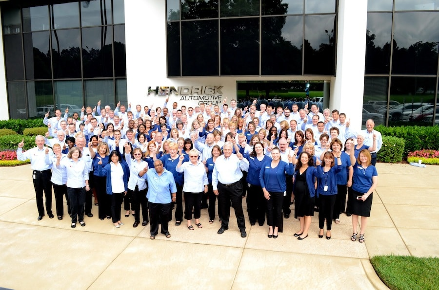 Hendrick Automotive Group Is The Nationu0027s Largest Privately Held Automotive  Dealership Group And The Sixth Largest Automotive Dealership Group Overall,  ...