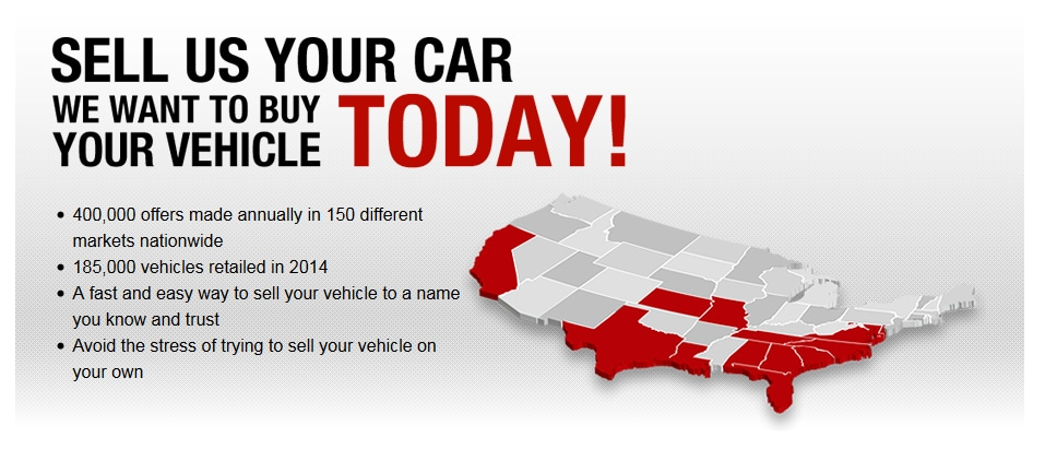 Rick Hendrick Gmc >> Sell Us Your Car | Hendrick Automotive Group