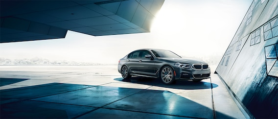 2018 BMW 5 Series in Charlotte