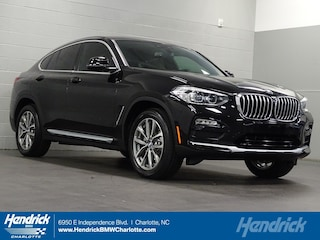 New 2019 BMW X4 xDrive30i SUV 591186 in Charlotte