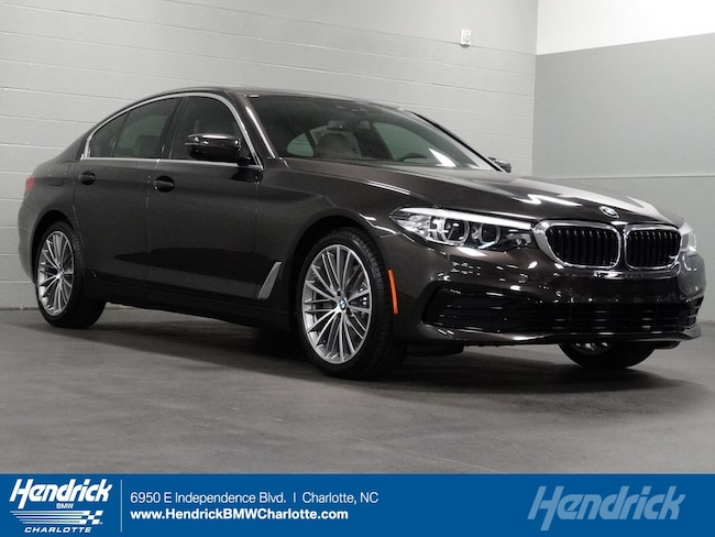 New 2019 BMW 5 Series 530i Sedan for sale in Charlotte