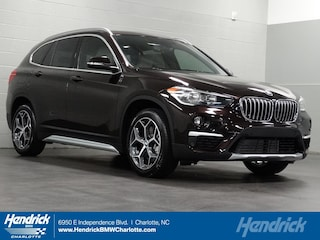New 2018 BMW X1 sDrive28i SUV 581953 in Charlotte