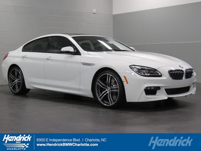 New 2019 BMW 6 Series 640i Sedan for sale in Charlotte