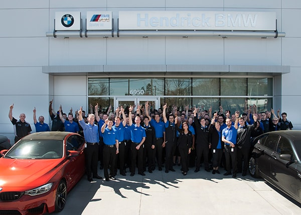 Staff | Hendrick BMW