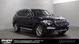 New 2021 BMW X3 xDrive30i SUV MB1160 in Charlotte