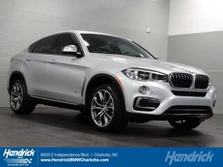 New 2019 BMW X6 xDrive35i SUV 59207 in Charlotte