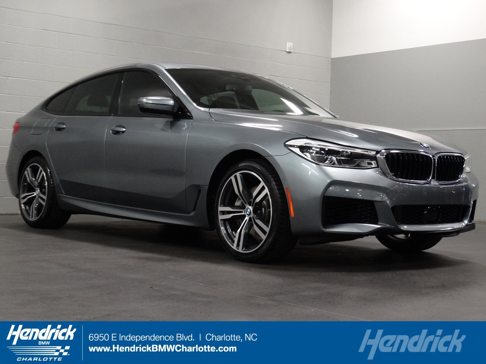 2019 BMW 6 Series 640i xDrive Hatchback