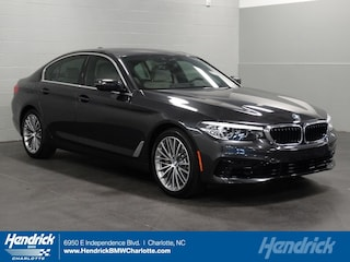 New 2019 BMW 5 Series 540i Sedan 29523 in Charlotte