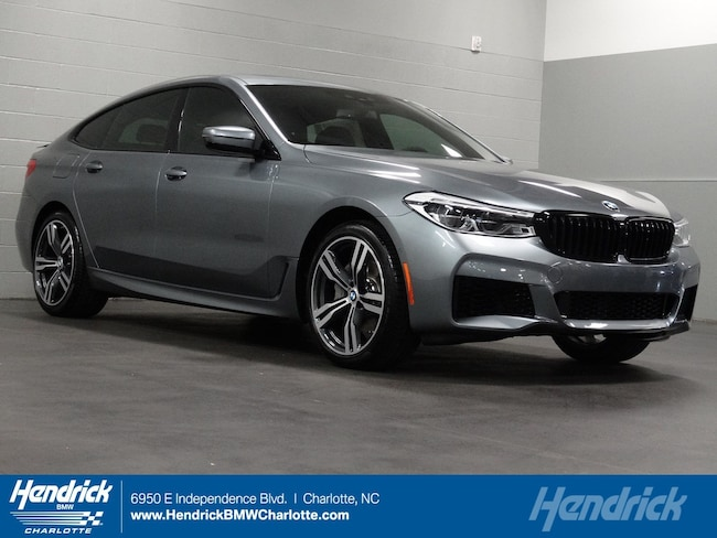New 2019 BMW 6 Series 640i xDrive Hatchback for sale in Charlotte