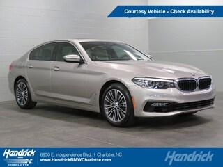 2018 BMW 5 Series 540i Sedan Charlotte