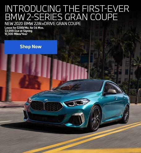 New 2020 BMW 228i