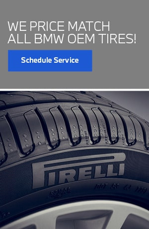 Price Match on BMW OEM Tires