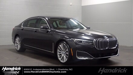 2022 BMW 7 Series 750i xDrive Sedan