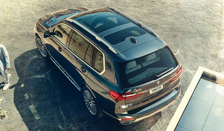 New 2021 BMW X7 Charlotte North Carolina