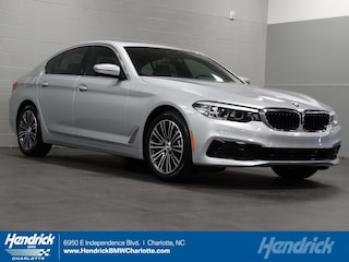 New 2019 BMW 5 Series 530i Sedan 29646 in Charlotte