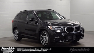 New 2021 BMW X1 sDrive28i SUV MB636 in Charlotte
