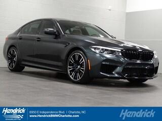 New 2019 BMW M5 Sedan Sedan 29689 in Charlotte
