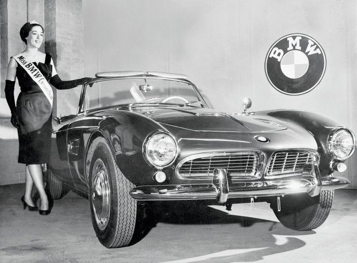 Bmw vintage car share