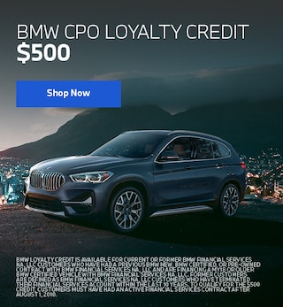 CPO Loyalty Credit
