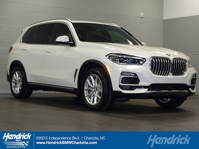New 2019 BMW X5 xDrive50i SUV for sale in Charlotte