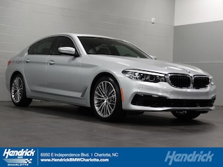 New 2019 BMW 5 Series 540i Sedan 29685 in Charlotte