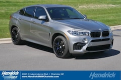 2019 BMW X6 M Sports Activity Coupe SUV