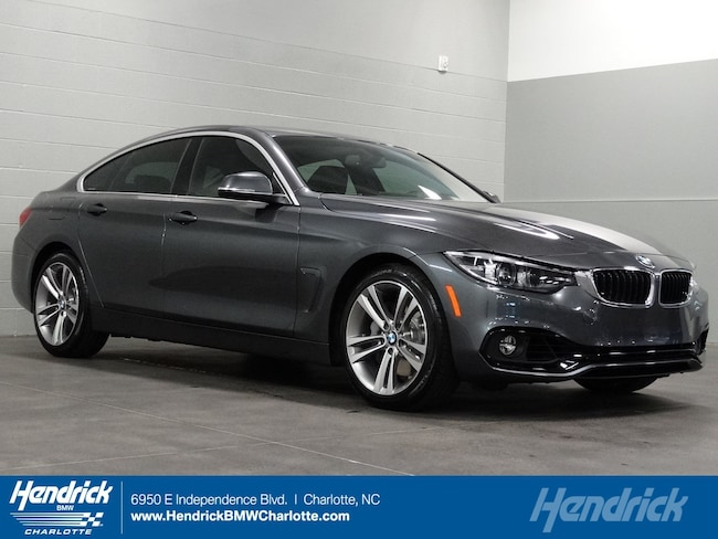 New 2019 BMW 4 Series 440i Sedan for sale in Charlotte