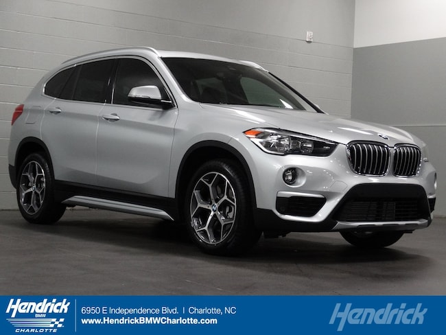 New 2019 BMW X1 sDrive28i SUV for sale in Charlotte
