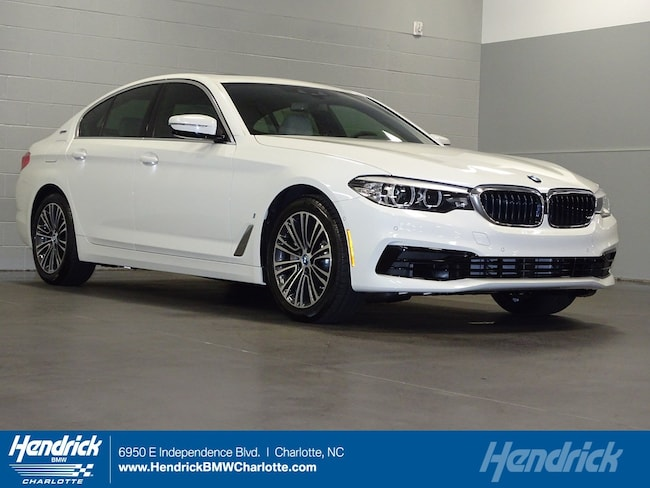 New 2019 BMW 5 Series 530e iPerformance Sedan for sale in Charlotte