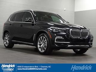 2019 BMW X5 xDrive40i SUV 591182 Charlotte
