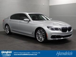 New 2019 BMW 7 Series 750i xDrive Sedan 39596 in Charlotte