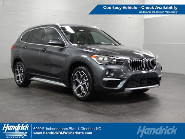 Used 2019 BMW X1 sDrive28i SUV for sale in Charlotte