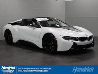 New 2019 BMW i8 Roadster Convertible I9704 in Charlotte
