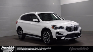 New 2021 BMW X1 sDrive28i SUV MB1028 in Charlotte