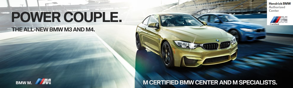 Hendrick Bmw M Certified Center Serving Charlotte Concord Nc