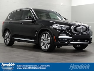 New 2019 BMW X3 sDrive30i SUV 59384 in Charlotte