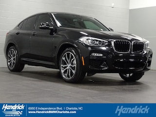 New 2019 BMW X4 xDrive30i SUV 591204 in Charlotte