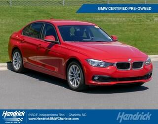 Used 2016 BMW 3 Series 320i Sedan WBA8E1G53GNT36621 for sale in Charlotte