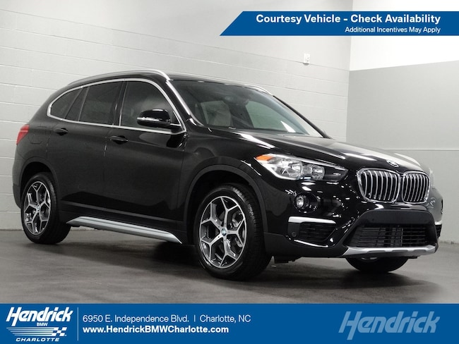 New 2018 BMW X1 sDrive28i SUV for sale in Charlotte
